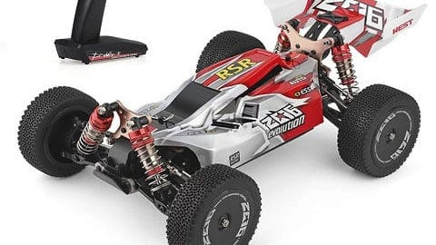 Wltoys XKS 144001 RC Buggy 4WD Racing