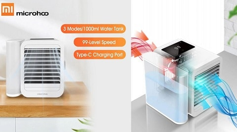 Xiaomi Microhoo USB Air Conditioner Fan