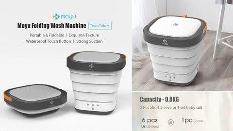Xiaomi Youpin Moyu Folding Wash Machine XPB08-F1