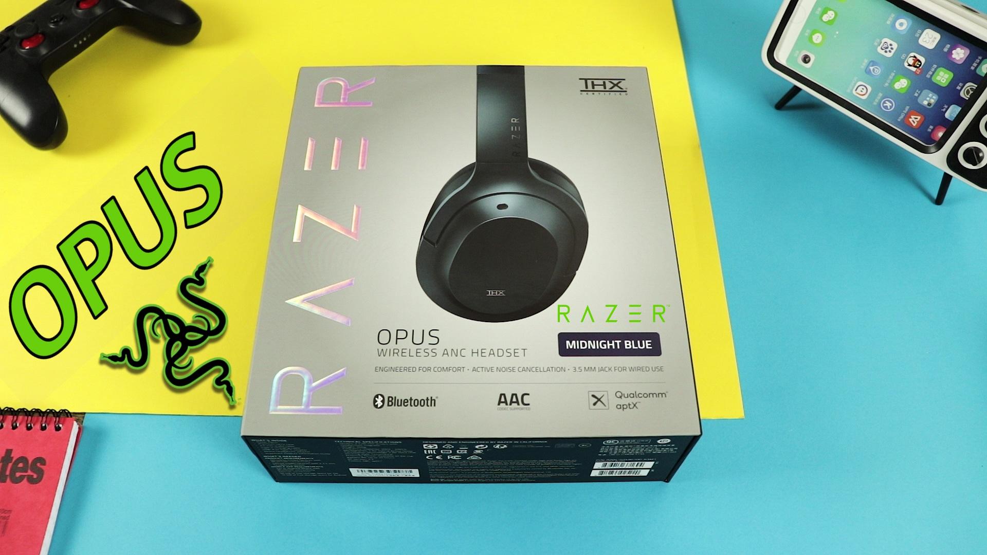 Razer OPUS Ασύρματα Ακουστικά