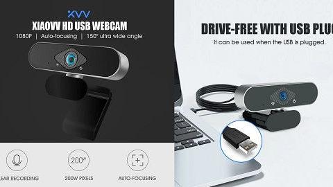 Xiaomi Youpin Xiaovv HD USB Webcam