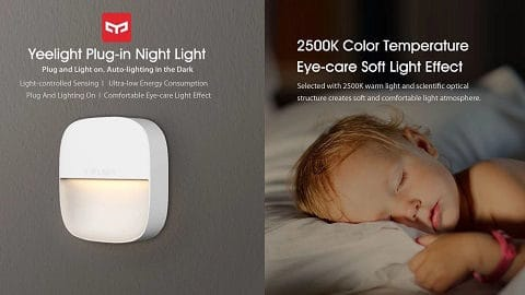 Xiaomi Yeelight Night Light LED