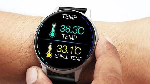 K21 1.3-Inch IPS Screen Smart Watch Sports Watch