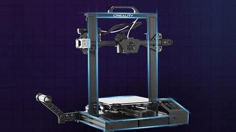 Original Creality 3D CR-6 SE (High Precision 3D Printer DIY Kit)