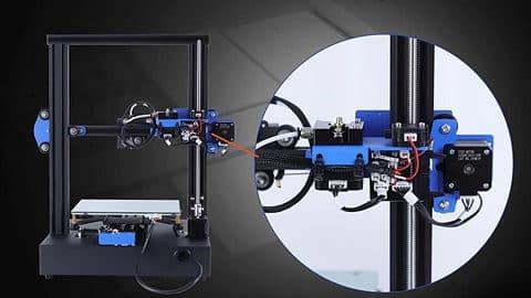 Original Anet ET4X FDM 3D Printer Kit