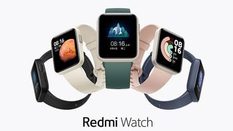Redmi Watch 1.4 Inch HD Color Screen Smart Wristband