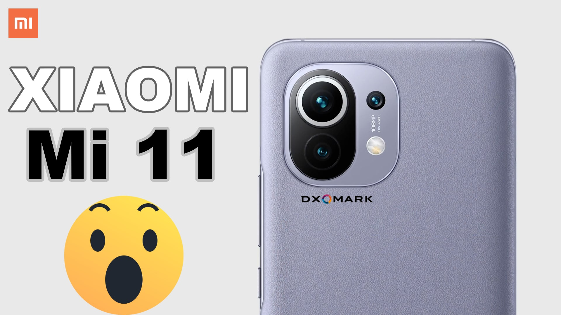 Xiaomi Mi 11 Greek Review by Unboxing Lab