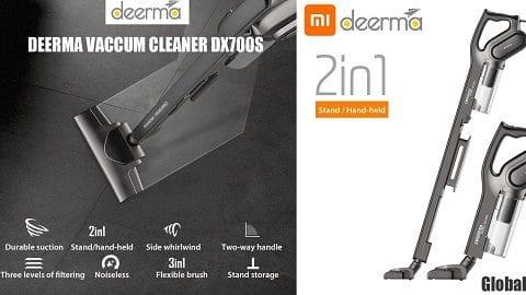 Youpin DEERMA Vaccum Cleaner DX700S