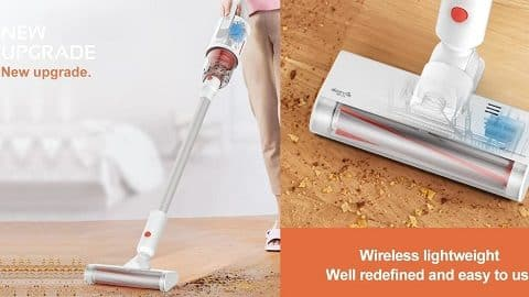 Deerma Vacuum Cleaner VC20 Plus (Global Version)
