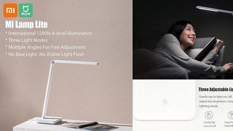 Xiaomi Mijia Lamp Lite (Adjustable Desktop LED Light)