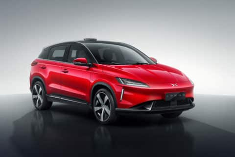 Xpeng Motors G3