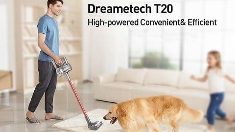 Dreame T20 Cordless Vacuum Cleaner (EU Version)