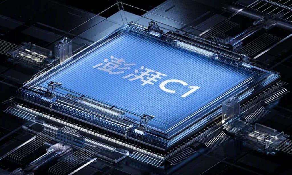Xiaomi's Surge C1 ISP Chip