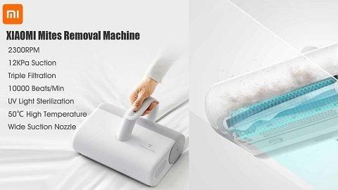 XIAOMI Mijia Handheld Anti Dust Vacuum Cleaner