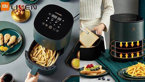 Liven G-5 Oil-free Air Fryer 2.5L No Oil Fryer Machine (φριτέζα καυτού αέρα)