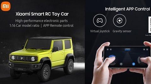 Xiaomi Intelligent RC Toy Car XMYKC01CM (Remote Control μέσω εφαρμογής)
